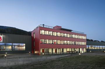 BEWETEC Hauptsitz Oberbipp